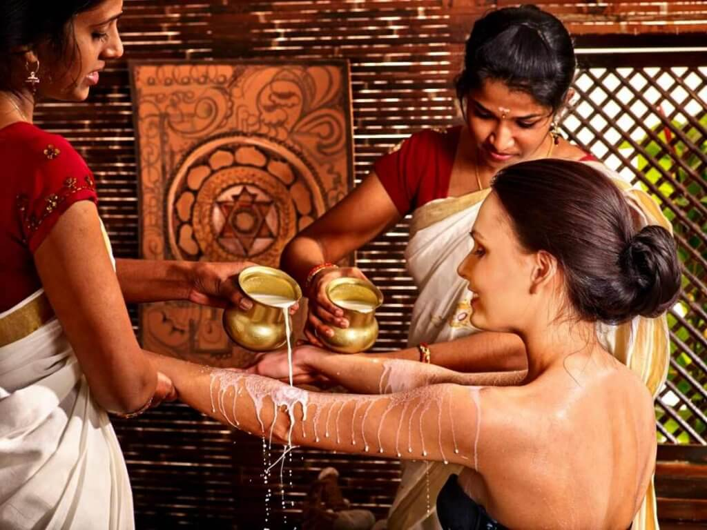 Alte masaje ayurvedice