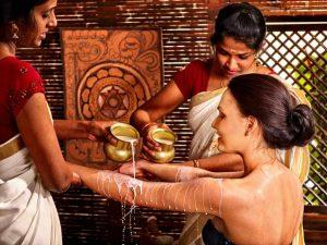 Masajul indian