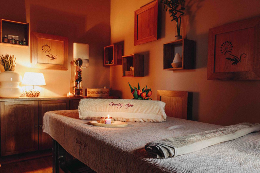 Terapia Raindrop la Country SPA Snagov