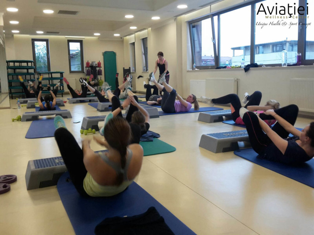 circuit training aviatiei wellness center