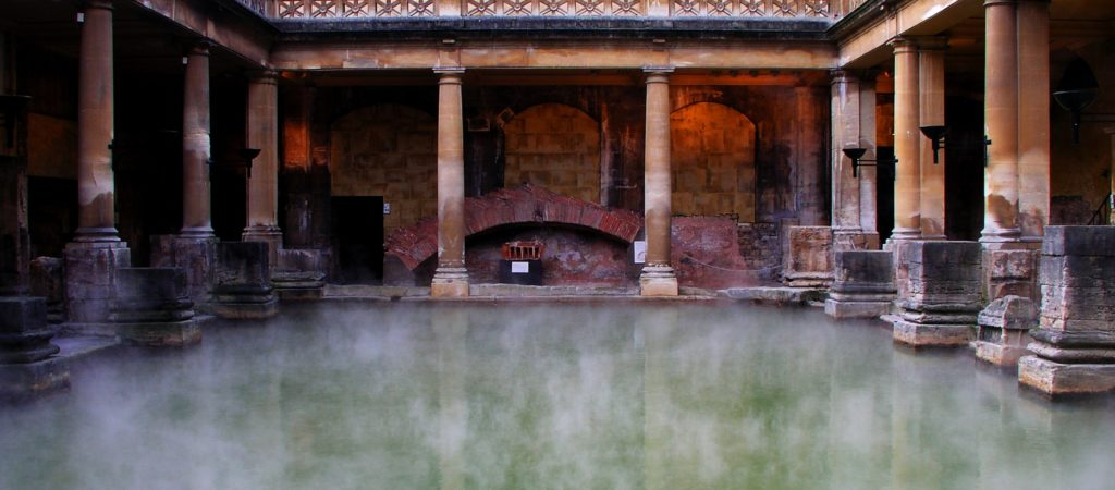 SPA. File de istorie. Sanatate prin apa
