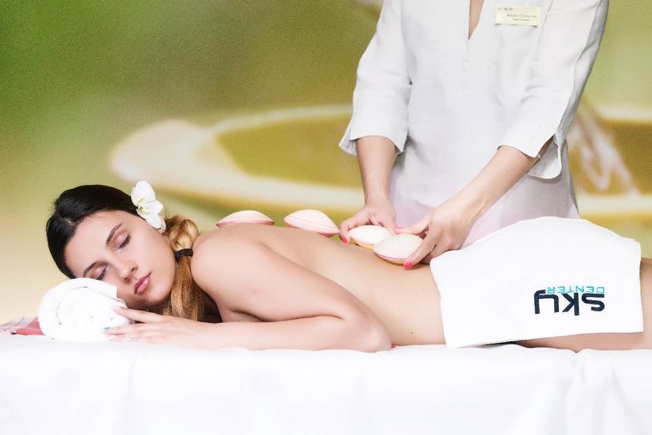 Masajul cu scoici calde Lava Shells: răsfăț, sănătate, frumusețe și relaxare