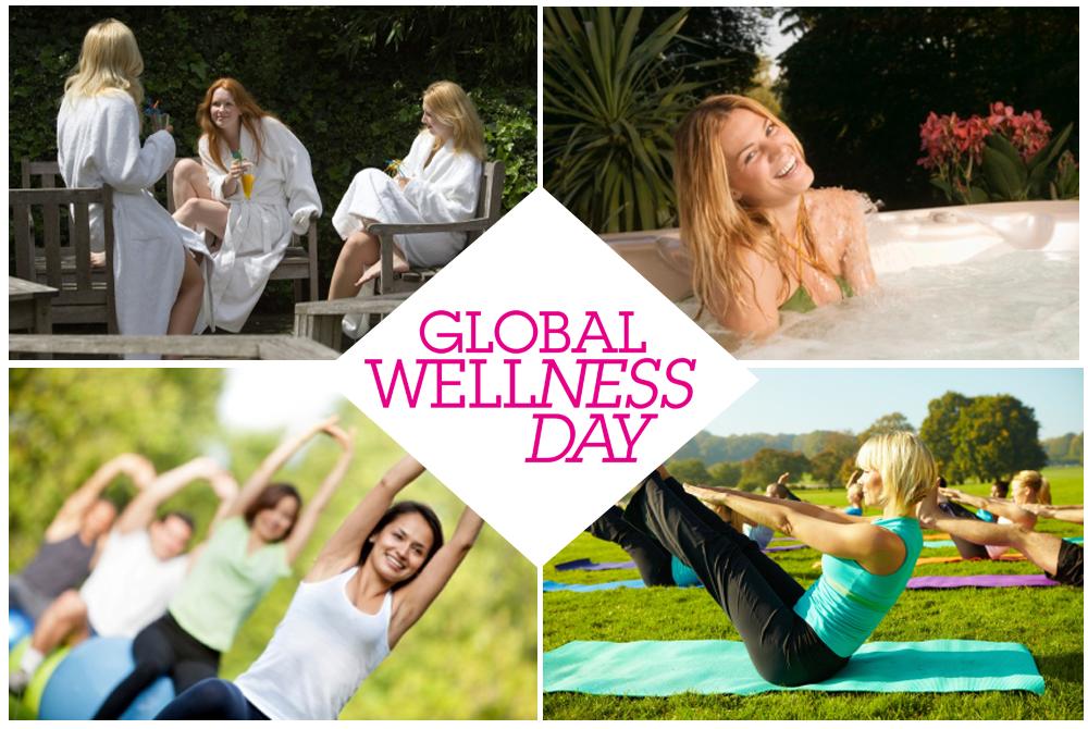 Global Wellness Day 2015: Sarbatoreste starea de bine
