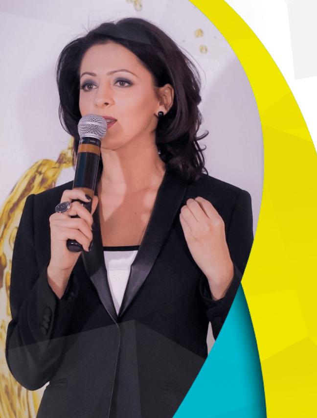 Povesti de succes: Larisa Marinica, Judge and speaker - World Spa and Wellness Award