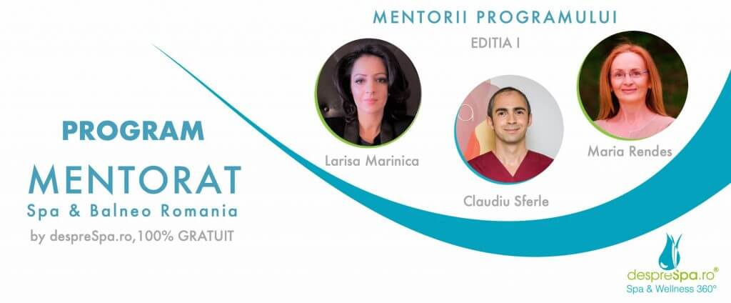 Program de Mentorat in Spa - GRATUIT