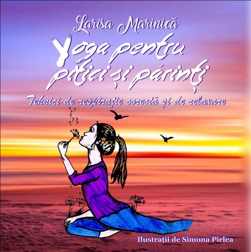 Yoga pentru pitici si parinti