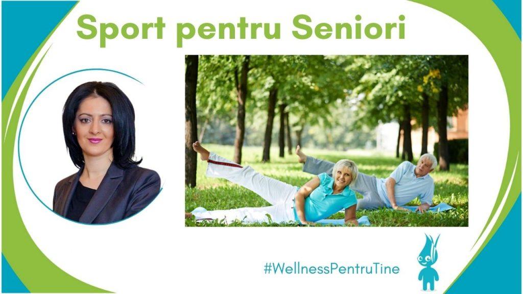 Sport pentru Seniori